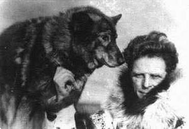 Леонард Сеппала и пёс Того