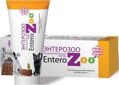 Ветеринарная паста Энтерозоо от поноса