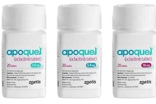 3 вида дозировки таблеток Апоквел
